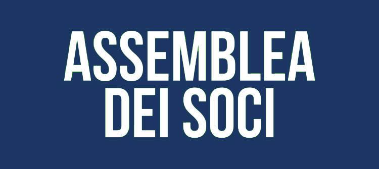 Convocazione Assemblea Soci 13 Luglio 2018