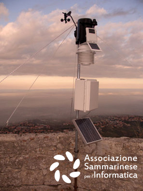 centralina meteo fotovoltaico