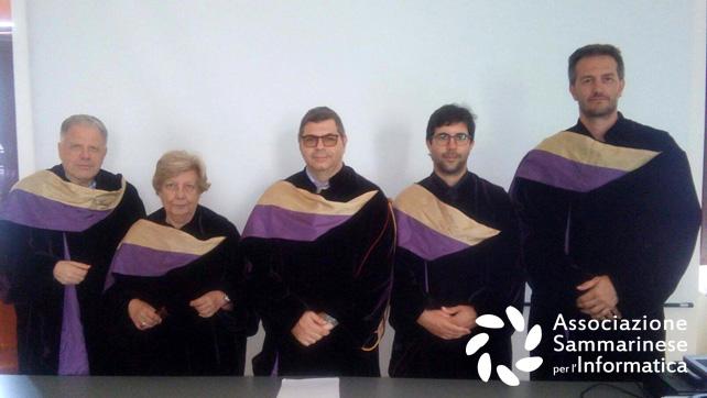 Pietro Renzi Professori UniRSM