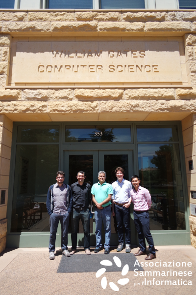 talk computer science stanford computer vision