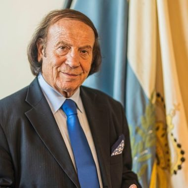 Saluto a Gian Franco Terenzi Presidente di WUSME